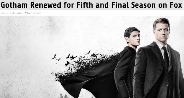 哥谭第五季完整版图片