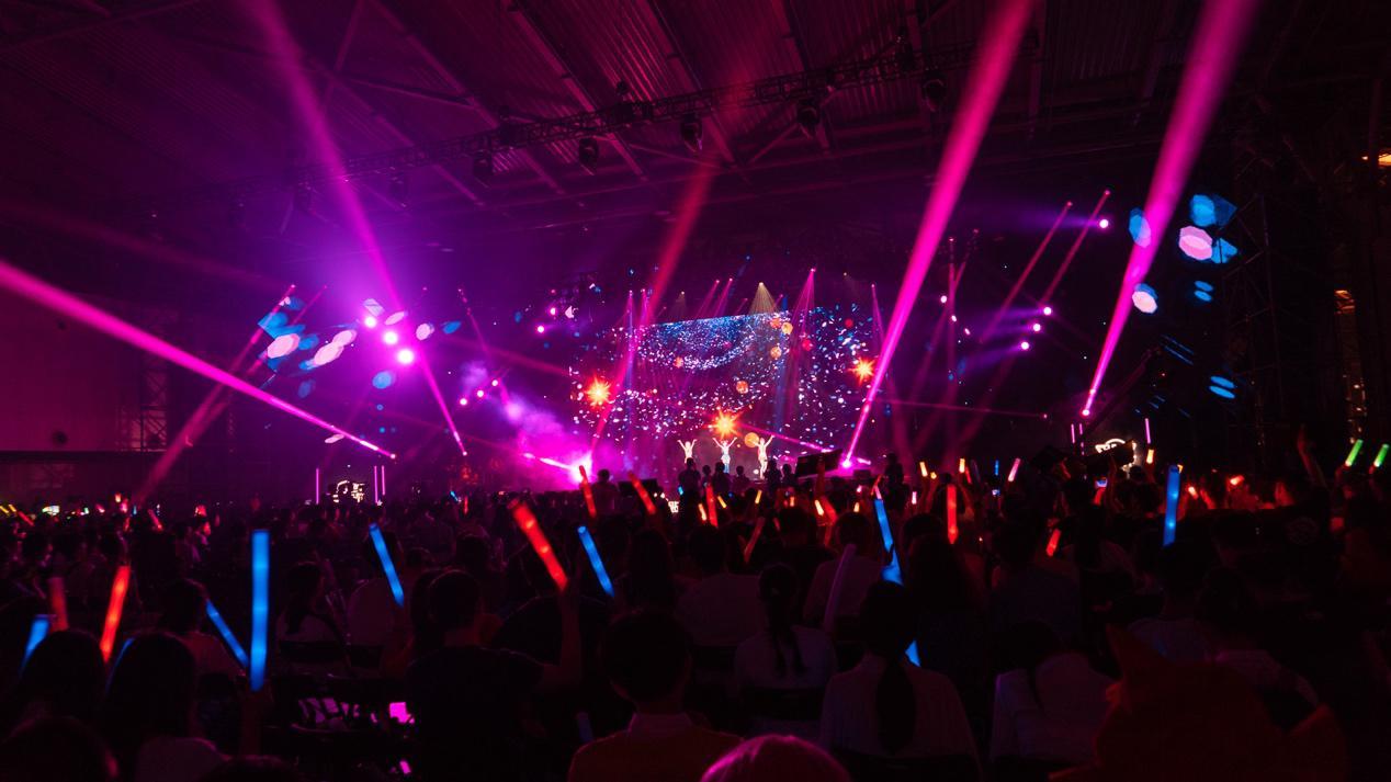 And2girls安菟上海CCG周年庆 盛典级演出惊艳全场 业内 第4张