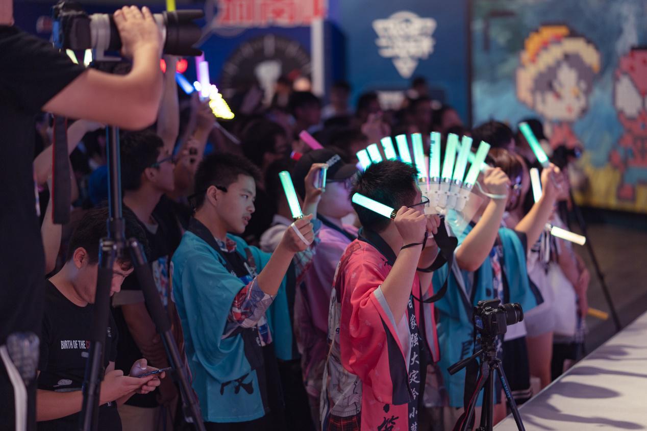 And2girls安菟上海CCG周年庆 盛典级演出惊艳全场 业内 第6张
