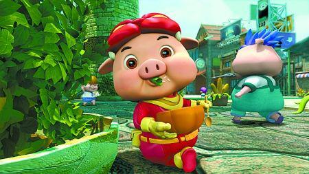 猪猪侠出美妆,动漫跨界成常态